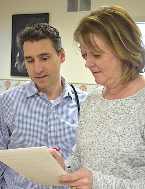 Todd Giombetti, Pediatrician